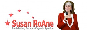 Susan RoAne, Best-Selling Author and Keynote Speaker