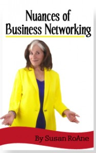 Susan RoAne Ebook Cover