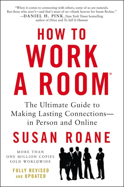 How To Work A Room Book
