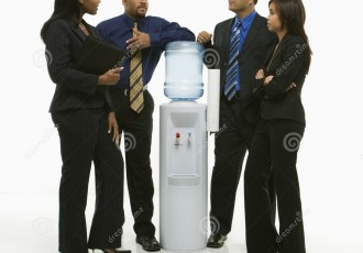 """Watercooler"" Conversation Is NOT Chit Chat"
