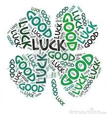 "Create Your ""Luck"""