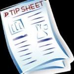 tips best seller book author tipsheet