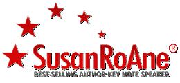 Susan Roane Best Selling Author Key Note Speaker